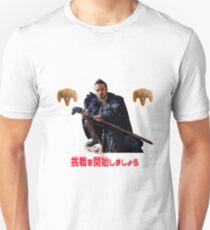 Aesthetic - CBBC Raven Vaporwave N64 Roman Bust T-Shirt