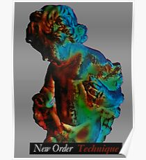New Order - Technique Poster