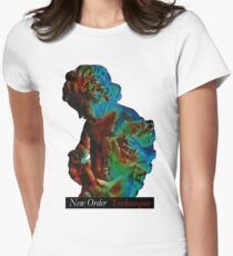 New Order - Technique Womens Fitted T-Shirt