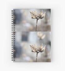 Dried Pod Spiral Notebook
