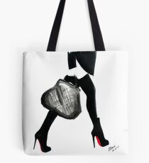 I Love Louboutin Tote Bag