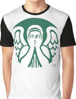 Starbucks Don't Blink Graphic T-Shirt