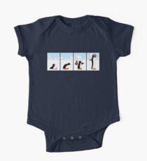 The penguin evolution Kids Clothes