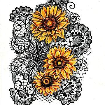 Sonnenblumen von doriana