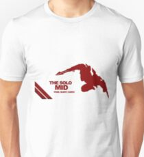 The Solo Mid League of Legend Zed T-Shirt