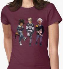 Art Toons Women's Fitted T-Shirt