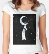 Moon Knight Women's Fitted Scoop T-Shirt