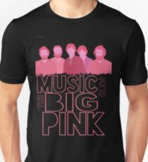 Big Pink  T-Shirt
