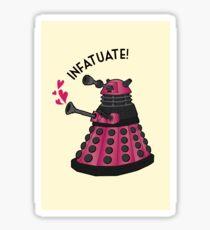 Infatuate! Sticker