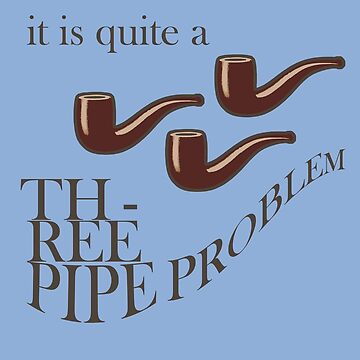 Three Pipe Problem by geekyness