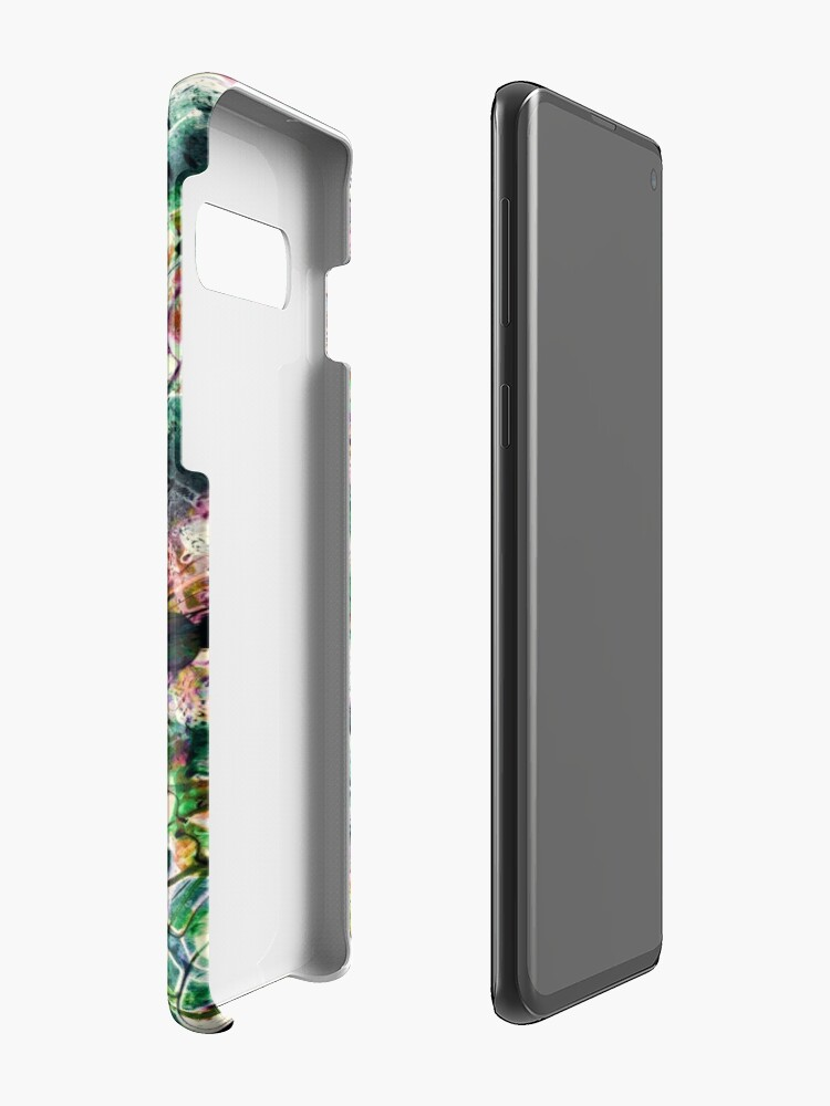 Alternate view of Active Amongst Clouds Case & Skin for Samsung Galaxy