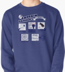 Captain Hammer's Appreciation Society Pullover