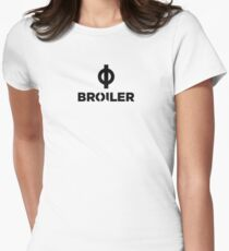 Broiler Womens Fitted T-Shirt