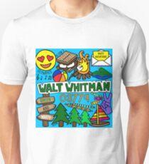 Image result for walt whitman shirt