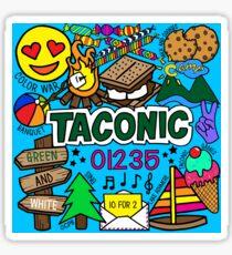Taconic Sticker