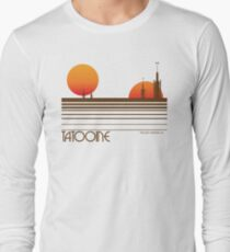 Visit Tatooine Long Sleeve T-Shirt