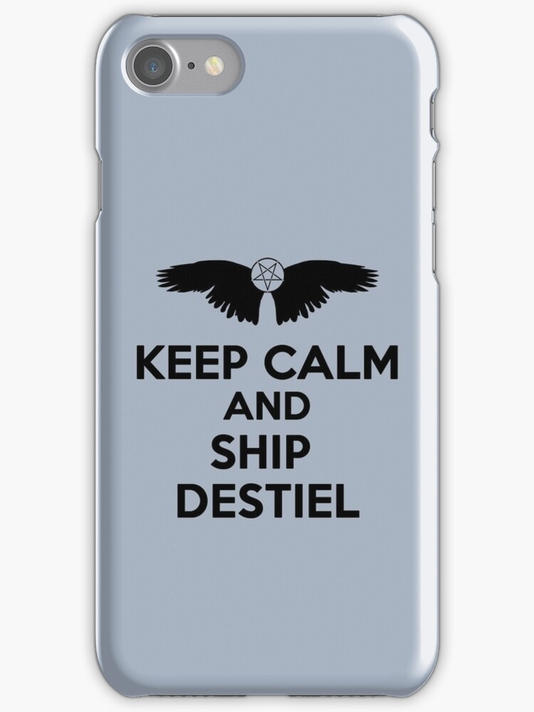 Ship Destiel by saniday