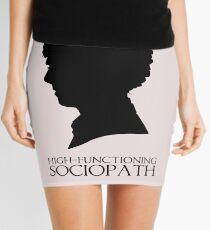 High-Functioning Sociopath Mini Skirt