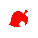 Nook's Logo (Red) by Delightype