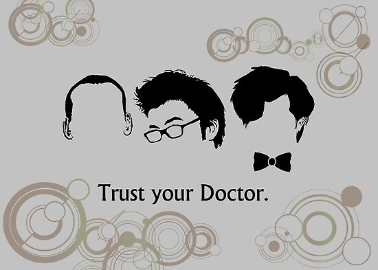 Trust Your Doctor. by saniday
