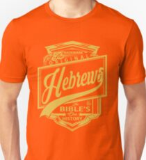 The Original Hebrews | The Bible's Our History Unisex T-Shirt