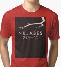 Nujabes 3D Blossom Tri-blend T-Shirt