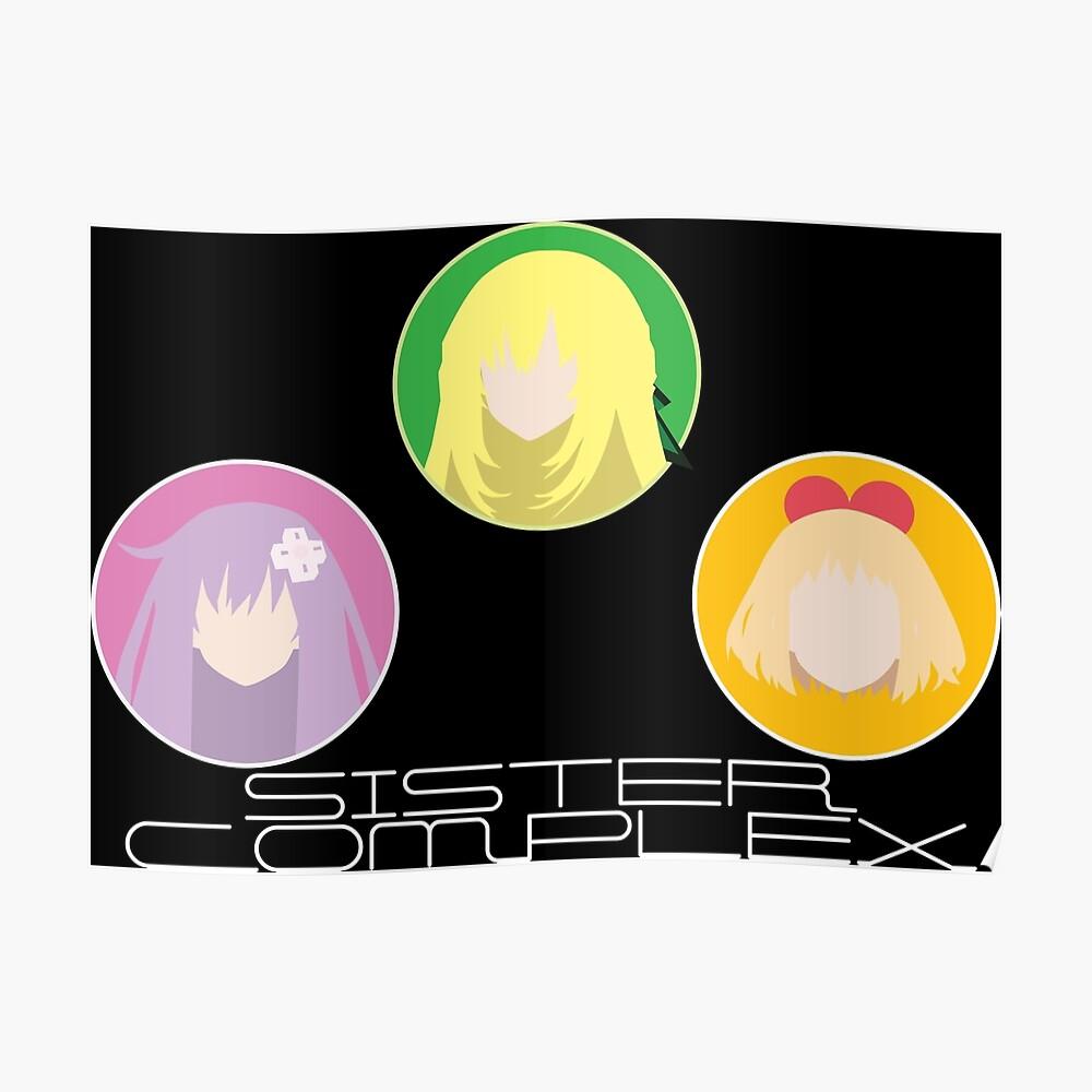 Schwester Komplex Poster