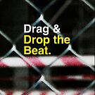 Drag & Drop the Beat by Roger Barnes