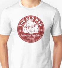 A Christmas Story, The Old Man (Red) T-Shirt