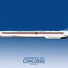 Concorde 002 G-BSST by © Steve H Clark