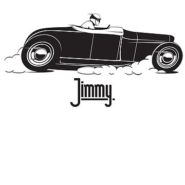 A Roadster at Speed by JimmyBarter