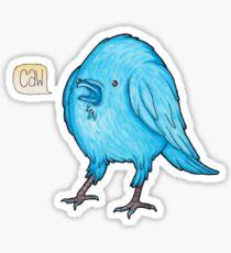 Riley the Raven Sticker