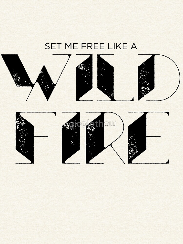 WILDFIRE by gioplothow