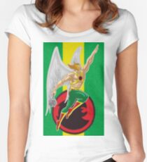Hawkman Women's Fitted Scoop T-Shirt