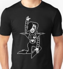 Mettaton - Undertale Slim Fit T-Shirt