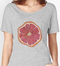 Grapefruit Women's Relaxed Fit T-Shirt