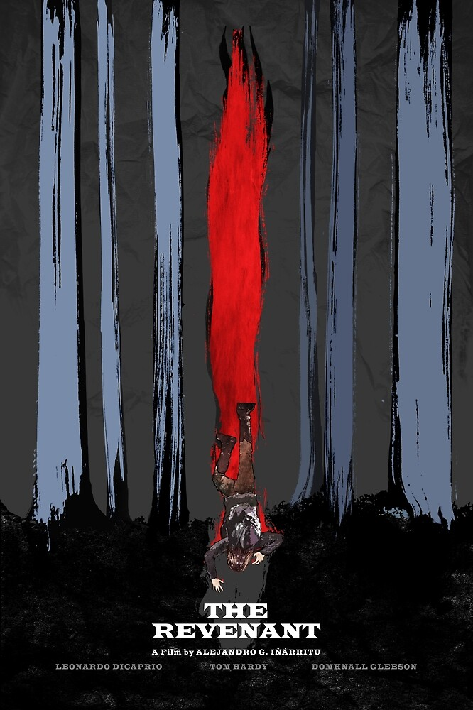 The Revenant by edgarascensao