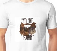 Hagrid Quote Unisex T-Shirt