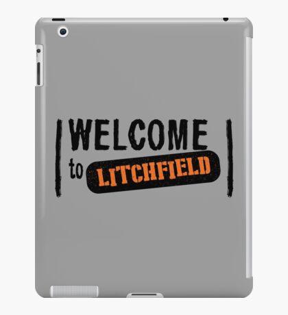 Welcome to Litchfield iPad Case/Skin
