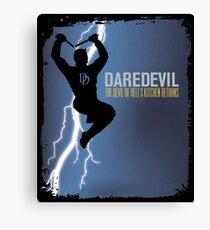 Daredevil - The Devil Returns Canvas Print