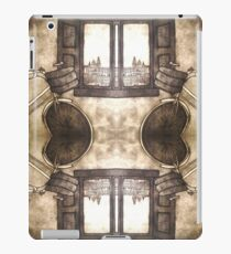 Sepia bicycles iPad Case/Skin