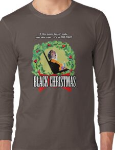 Black Christmas - Original Slasher Long Sleeve T-Shirt