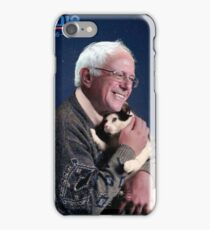 Purnie Sanders iPhone Case/Skin