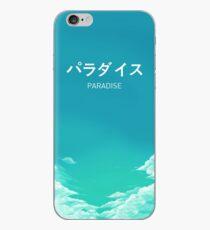 Paradies japanische Ästhetik iPhone-Hülle & Cover