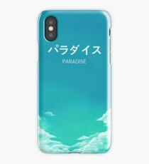 Paradise Japanese Aesthetic iPhone Case/Skin
