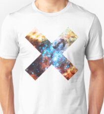 Colorfully Colliding Galaxy Clusters | Mathematix by Sir Douglas Fresh T-Shirt