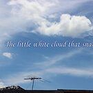 The little white cloud that snarled by Ozcloggie