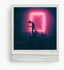 the 1975 polaroid  Canvas Print