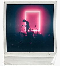 the 1975 polaroid  Poster