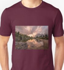 Forest River Nature Fine Art Photography 0005 Unisex T-Shirt